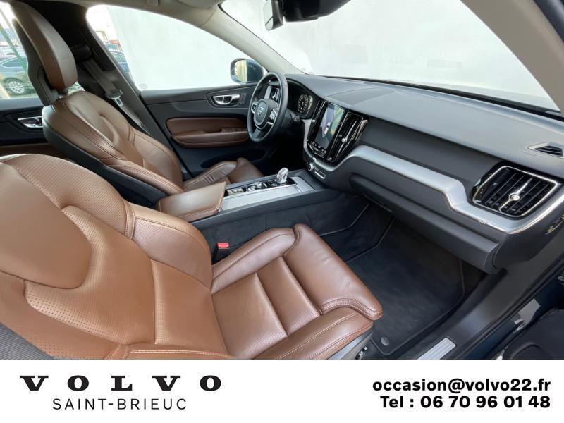 Photo 6 de l'offre de VOLVO XC60 T8 Twin Engine 320 + 87ch Inscription Luxe Geartronic à 41990€ chez Côte Ouest Automobiles