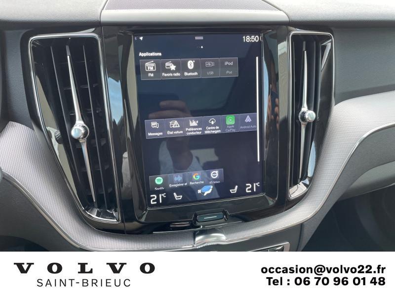 Photo 19 de l'offre de VOLVO XC60 T8 Twin Engine 320 + 87ch Inscription Luxe Geartronic à 41990€ chez Côte Ouest Automobiles