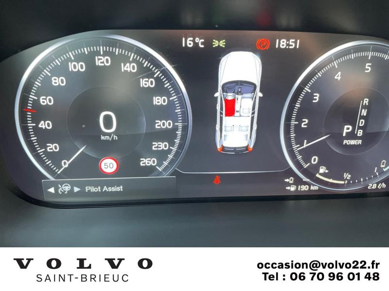 Photo 21 de l'offre de VOLVO XC60 T8 Twin Engine 320 + 87ch Inscription Luxe Geartronic à 41990€ chez Côte Ouest Automobiles