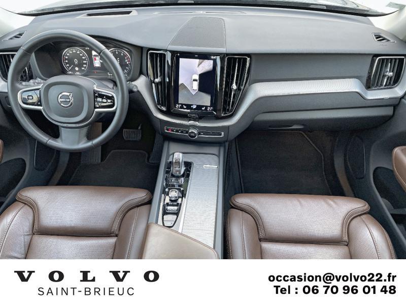 Photo 5 de l'offre de VOLVO XC60 T8 Twin Engine 320 + 87ch Inscription Luxe Geartronic à 41990€ chez Côte Ouest Automobiles