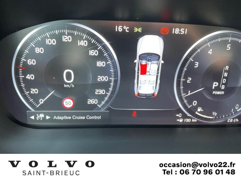 Photo 22 de l'offre de VOLVO XC60 T8 Twin Engine 320 + 87ch Inscription Luxe Geartronic à 41990€ chez Côte Ouest Automobiles