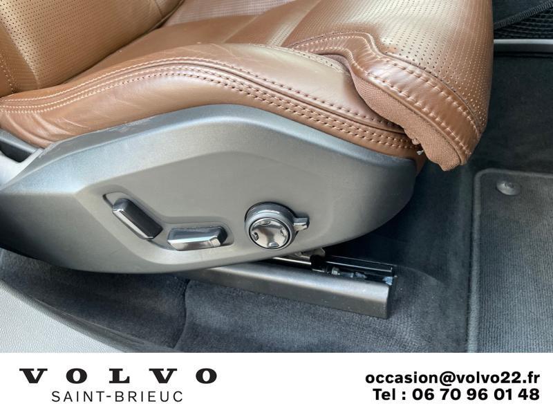 Photo 8 de l'offre de VOLVO XC60 T8 Twin Engine 320 + 87ch Inscription Luxe Geartronic à 41990€ chez Côte Ouest Automobiles