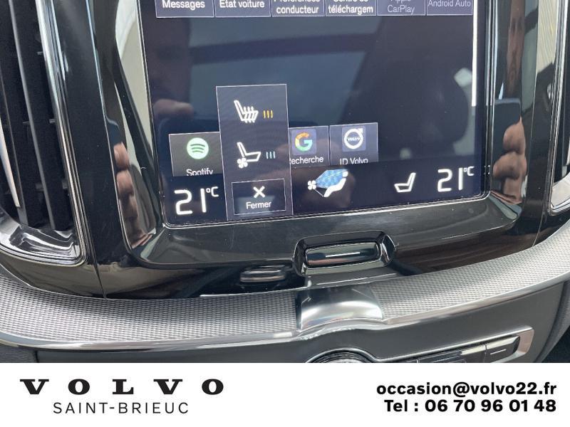 Photo 20 de l'offre de VOLVO XC60 T8 Twin Engine 320 + 87ch Inscription Luxe Geartronic à 41990€ chez Côte Ouest Automobiles