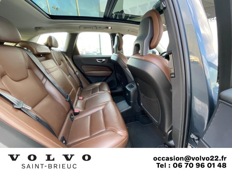 Photo 7 de l'offre de VOLVO XC60 T8 Twin Engine 320 + 87ch Inscription Luxe Geartronic à 41990€ chez Côte Ouest Automobiles