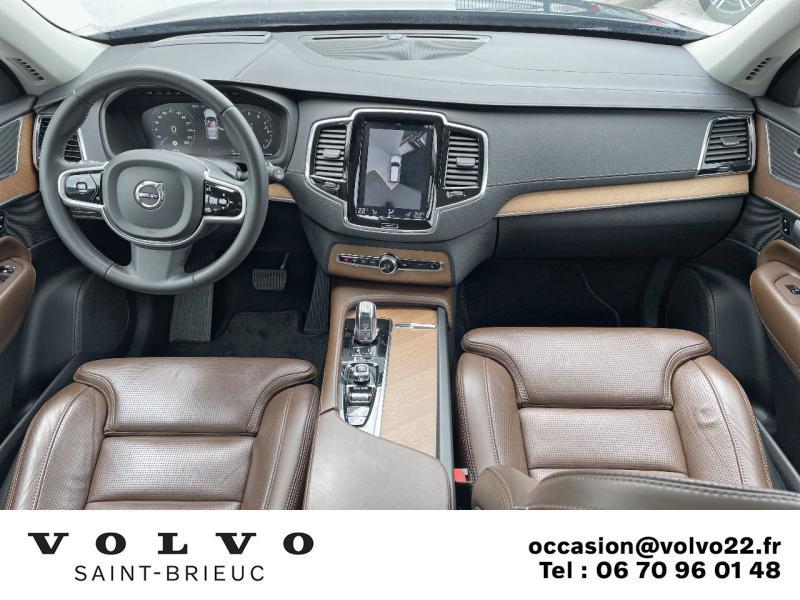 Photo 5 de l'offre de VOLVO XC90 T8 Twin Engine 320 + 87ch Inscription Luxe Geartronic 7 places à 52990€ chez Côte Ouest Automobiles