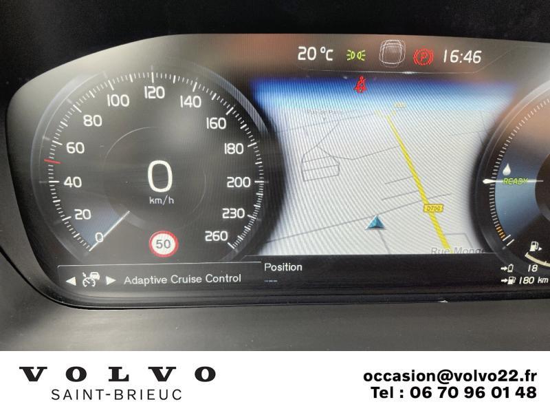 Photo 26 de l'offre de VOLVO XC90 T8 Twin Engine 320 + 87ch Inscription Luxe Geartronic 7 places à 52990€ chez Côte Ouest Automobiles