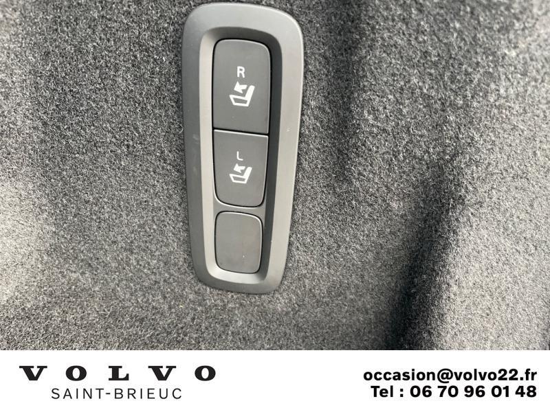 Photo 9 de l'offre de VOLVO XC60 D5 AdBlue AWD 235ch Inscription Geartronic à 45990€ chez Côte Ouest Automobiles