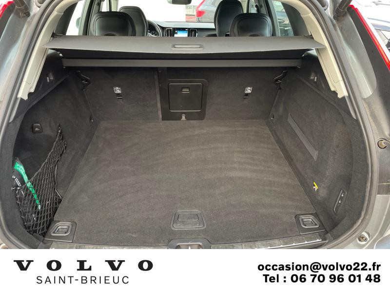 Photo 14 de l'offre de VOLVO XC60 D5 AdBlue AWD 235ch Inscription Geartronic à 45990€ chez Côte Ouest Automobiles