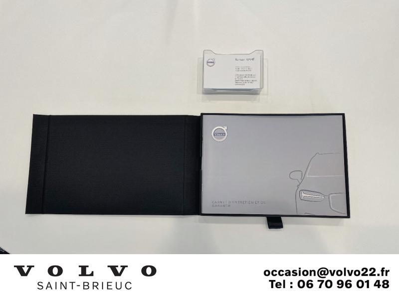 Photo 13 de l'offre de VOLVO V90 B4 Adblue 197ch Inscription Luxe Geartronic à 61900€ chez Côte Ouest Automobiles