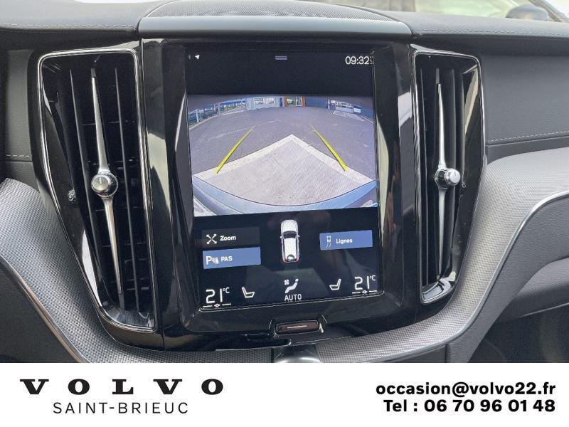 Photo 21 de l'offre de VOLVO XC60 D5 AdBlue AWD 235ch Inscription Geartronic à 45990€ chez Côte Ouest Automobiles