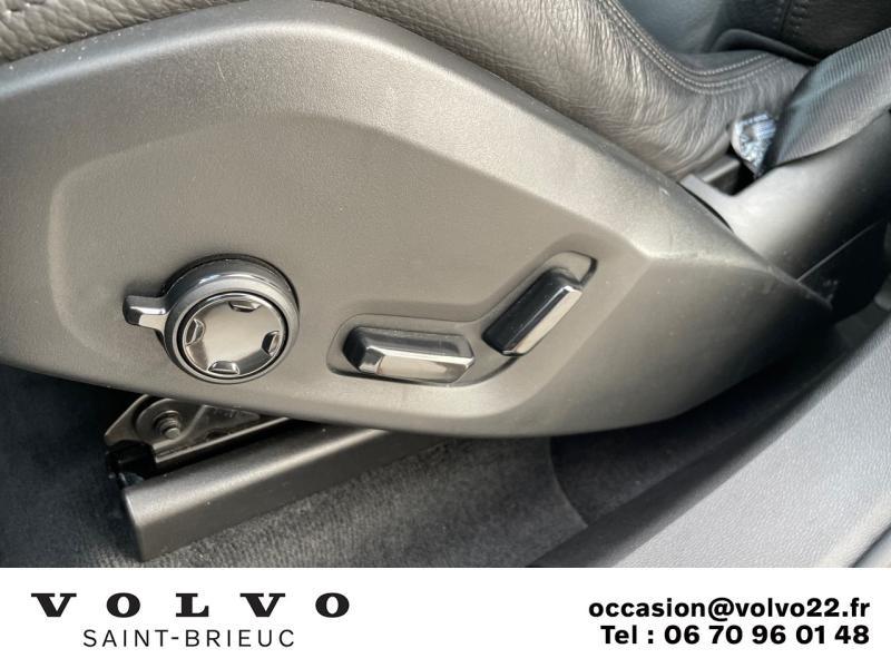 Photo 12 de l'offre de VOLVO XC60 D5 AdBlue AWD 235ch Inscription Geartronic à 45990€ chez Côte Ouest Automobiles