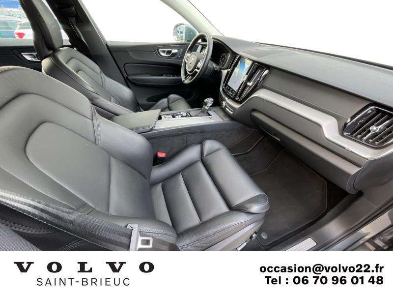 Photo 6 de l'offre de VOLVO XC60 D5 AdBlue AWD 235ch Inscription Geartronic à 45990€ chez Côte Ouest Automobiles