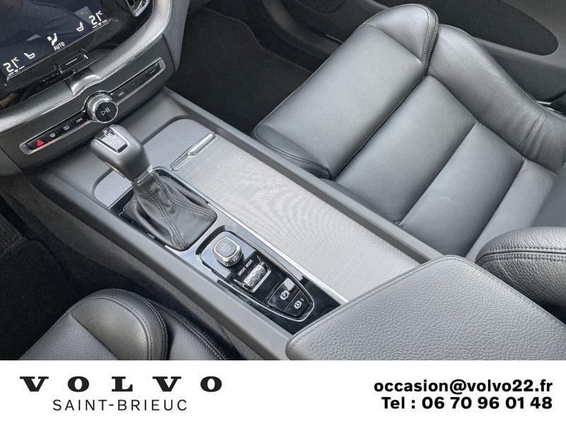 Photo 18 de l'offre de VOLVO XC60 D5 AdBlue AWD 235ch Inscription Geartronic à 45990€ chez Côte Ouest Automobiles