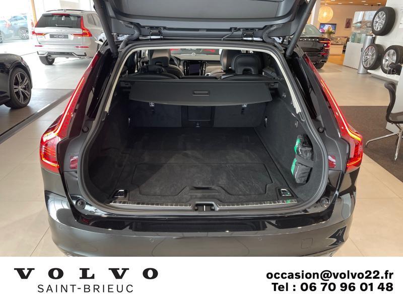 Photo 12 de l'offre de VOLVO V90 B4 Adblue 197ch Inscription Luxe Geartronic à 61900€ chez Côte Ouest Automobiles