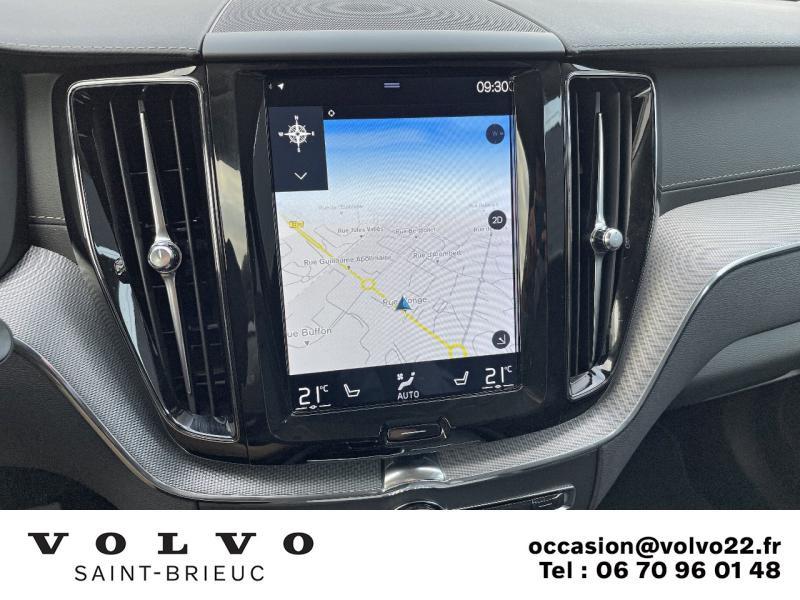 Photo 16 de l'offre de VOLVO XC60 D5 AdBlue AWD 235ch Inscription Geartronic à 45990€ chez Côte Ouest Automobiles