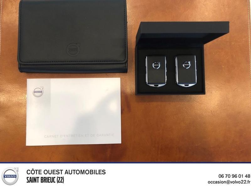 Photo 14 de l'offre de VOLVO V90 B4 Adblue 197ch Inscription Luxe Geartronic à 61900€ chez Côte Ouest Automobiles