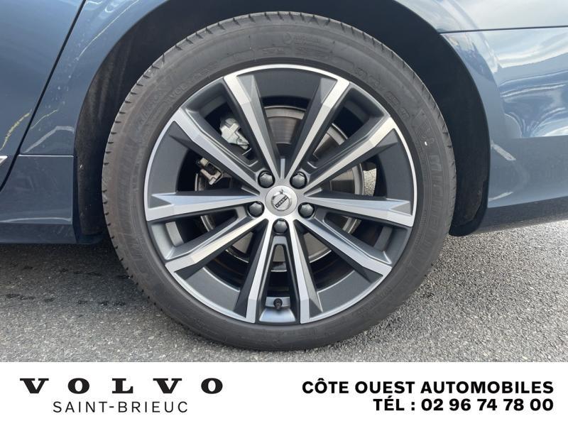 Photo 14 de l'offre de VOLVO V90 B4 Adblue 197ch Inscription Luxe Geartronic à 54990€ chez Côte Ouest Automobiles
