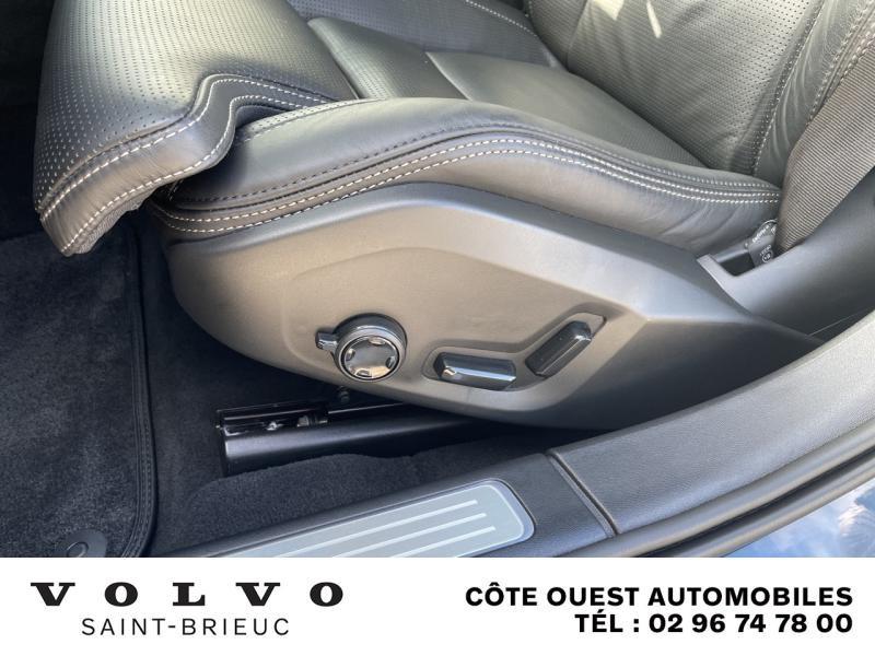 Photo 17 de l'offre de VOLVO V90 B4 Adblue 197ch Inscription Luxe Geartronic à 54990€ chez Côte Ouest Automobiles