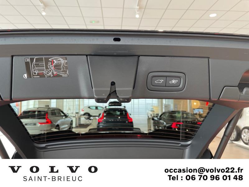 Photo 10 de l'offre de VOLVO V90 B4 Adblue 197ch Inscription Luxe Geartronic à 61900€ chez Côte Ouest Automobiles