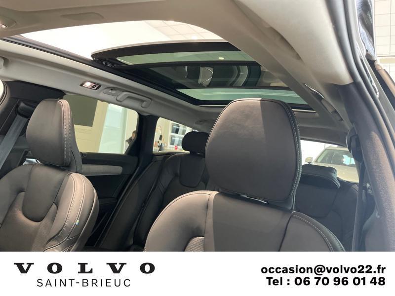 Photo 9 de l'offre de VOLVO V90 B4 Adblue 197ch Inscription Luxe Geartronic à 61900€ chez Côte Ouest Automobiles