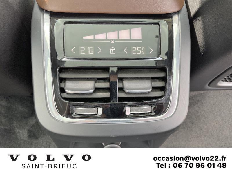 Photo 10 de l'offre de VOLVO XC90 T8 Twin Engine 320 + 87ch Inscription Luxe Geartronic 7 places à 52990€ chez Côte Ouest Automobiles