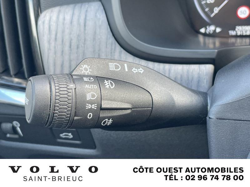 Photo 18 de l'offre de VOLVO V90 B4 Adblue 197ch Inscription Luxe Geartronic à 54990€ chez Côte Ouest Automobiles