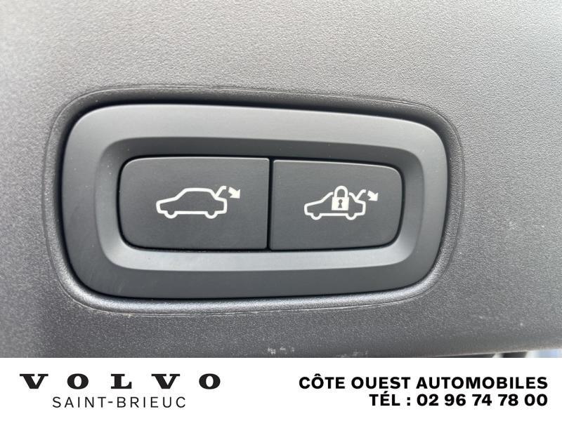 Photo 12 de l'offre de VOLVO V90 B4 Adblue 197ch Inscription Luxe Geartronic à 54990€ chez Côte Ouest Automobiles