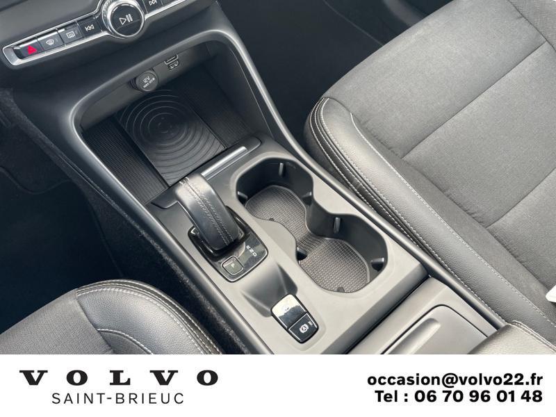 Photo 12 de l'offre de VOLVO XC40 D4 AdBlue AWD 190ch Business Geartronic 8 à 31990€ chez Côte Ouest Automobiles