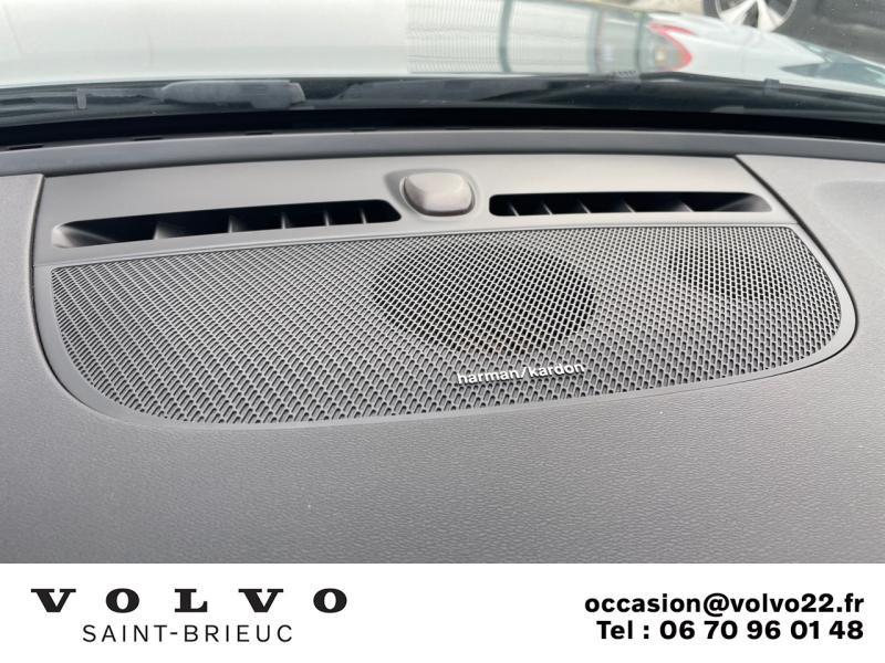 Photo 18 de l'offre de VOLVO XC40 D4 AdBlue AWD 190ch Business Geartronic 8 à 31990€ chez Côte Ouest Automobiles