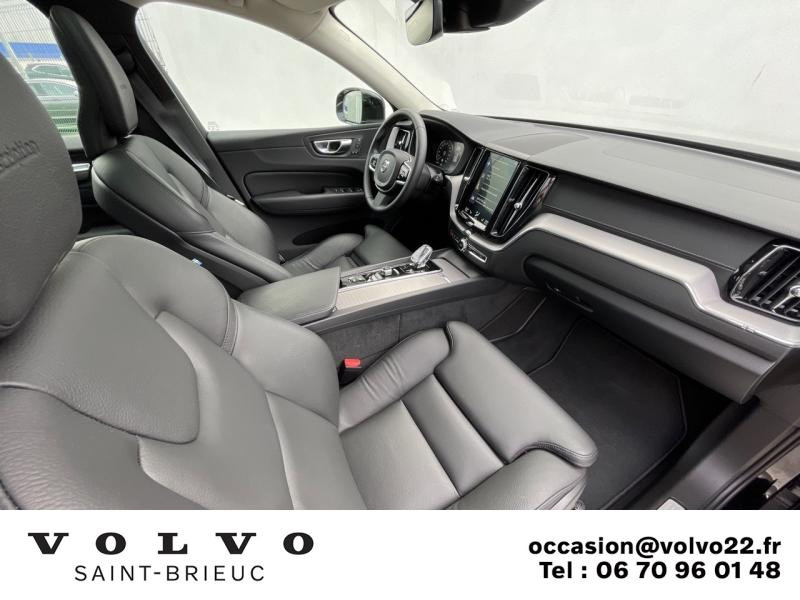 Photo 6 de l'offre de VOLVO XC60 T8 Twin Engine 303 + 87ch Inscription Luxe Geartronic à 61900€ chez Côte Ouest Automobiles