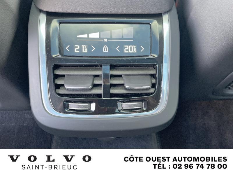 Photo 26 de l'offre de VOLVO V90 B4 Adblue 197ch Inscription Luxe Geartronic à 54990€ chez Côte Ouest Automobiles