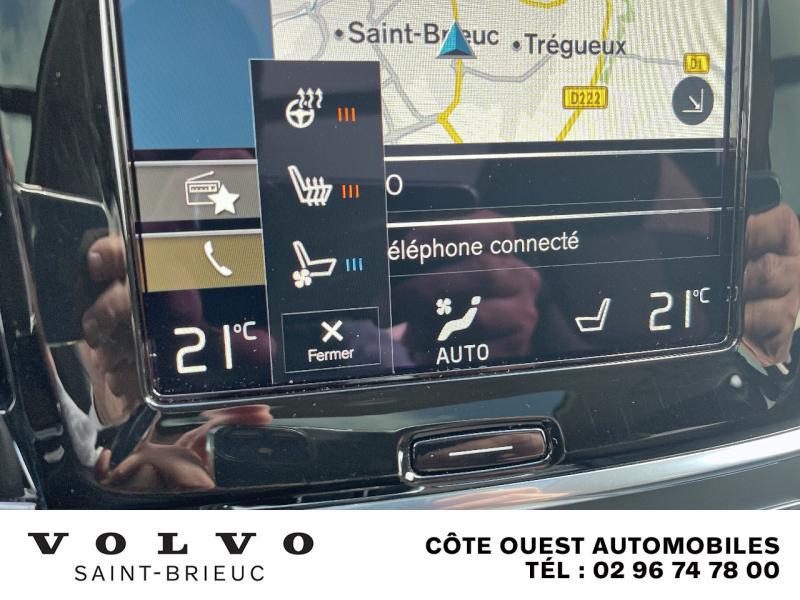 Photo 25 de l'offre de VOLVO V90 B4 Adblue 197ch Inscription Luxe Geartronic à 54990€ chez Côte Ouest Automobiles