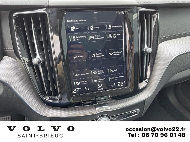 Photo 16 de l'offre de VOLVO XC60 T8 Twin Engine 303 + 87ch Inscription Luxe Geartronic à 61900€ chez Côte Ouest Automobiles