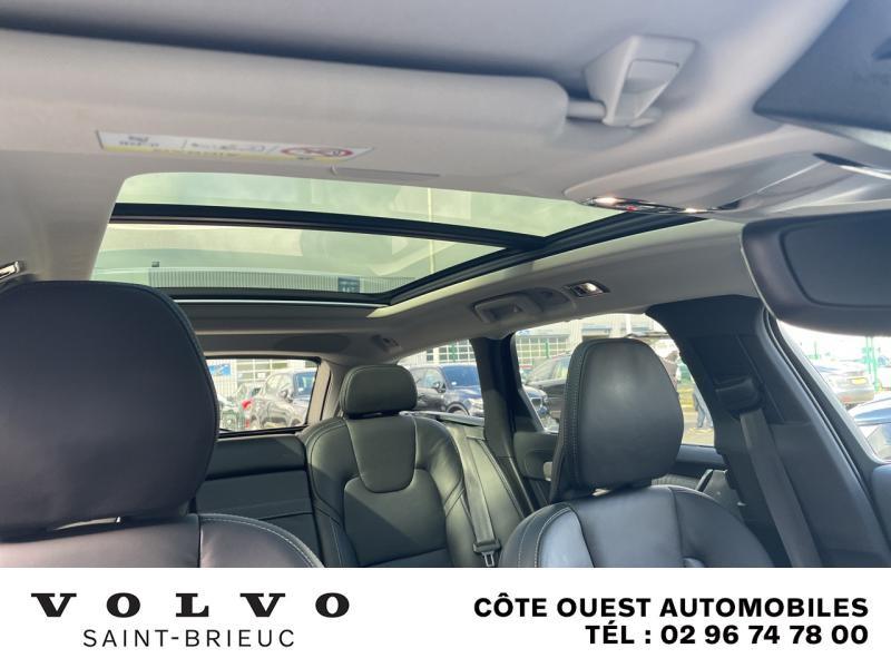 Photo 8 de l'offre de VOLVO V90 B4 Adblue 197ch Inscription Luxe Geartronic à 54990€ chez Côte Ouest Automobiles
