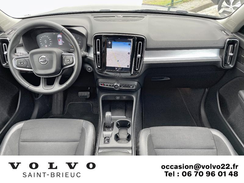 Photo 5 de l'offre de VOLVO XC40 D4 AdBlue AWD 190ch Business Geartronic 8 à 31990€ chez Côte Ouest Automobiles