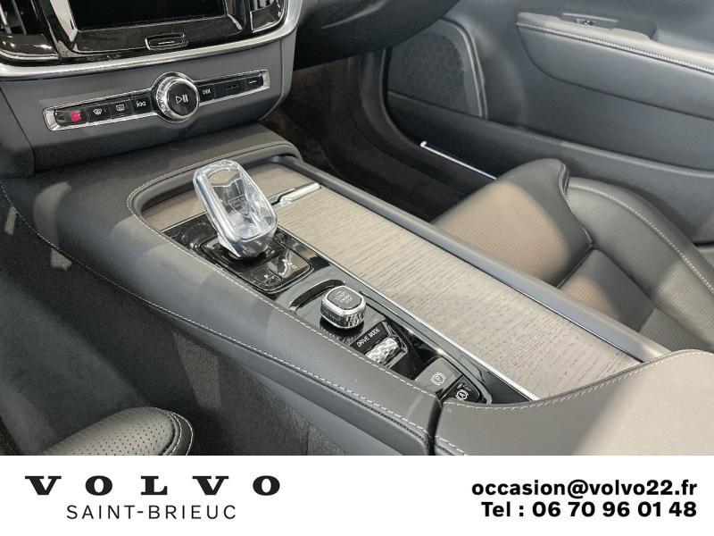 Photo 8 de l'offre de VOLVO V90 B4 Adblue 197ch Inscription Luxe Geartronic à 61900€ chez Côte Ouest Automobiles