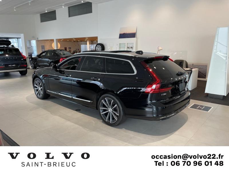 Photo 2 de l'offre de VOLVO V90 B4 Adblue 197ch Inscription Luxe Geartronic à 61900€ chez Côte Ouest Automobiles