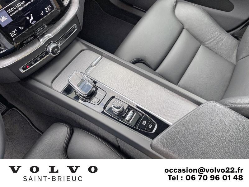 Photo 15 de l'offre de VOLVO XC60 T8 Twin Engine 303 + 87ch Inscription Luxe Geartronic à 61900€ chez Côte Ouest Automobiles