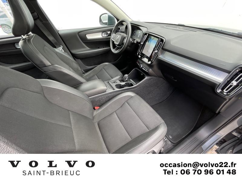 Photo 6 de l'offre de VOLVO XC40 D4 AdBlue AWD 190ch Business Geartronic 8 à 31990€ chez Côte Ouest Automobiles