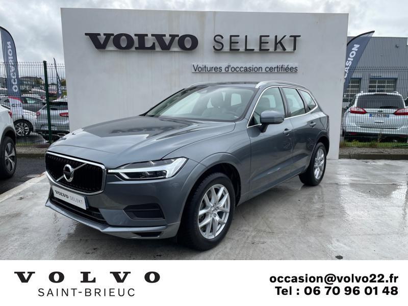 Volvo XC60 D4 AdBlue 190ch Business Executive Geartronic Diesel Gris Osmium Occasion à vendre