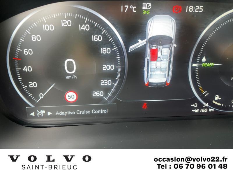Photo 21 de l'offre de VOLVO XC60 T8 Twin Engine 303 + 87ch Inscription Luxe Geartronic à 61900€ chez Côte Ouest Automobiles