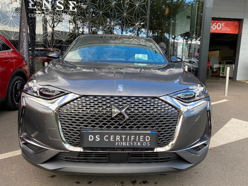 Photo 2 de l'offre de DS DS 3 Crossback PureTech 130ch Grand Chic Automatique 109g à 35990€ chez Citroen Saint-Brieuc Savra