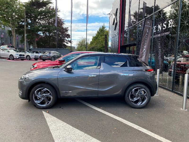 Photo 4 de l'offre de DS DS 3 Crossback PureTech 130ch Grand Chic Automatique 109g à 35990€ chez Citroen Saint-Brieuc Savra