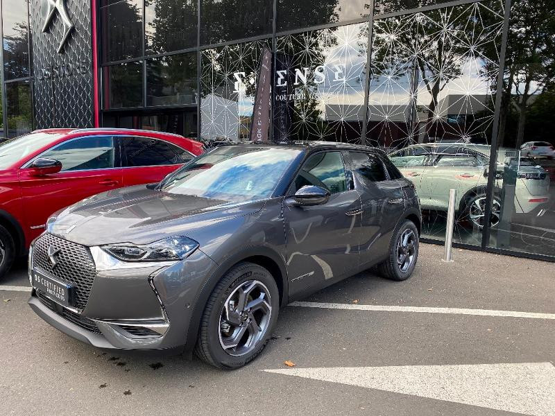 Photo 3 de l'offre de DS DS 3 Crossback PureTech 130ch Grand Chic Automatique 109g à 35990€ chez Citroen Saint-Brieuc Savra