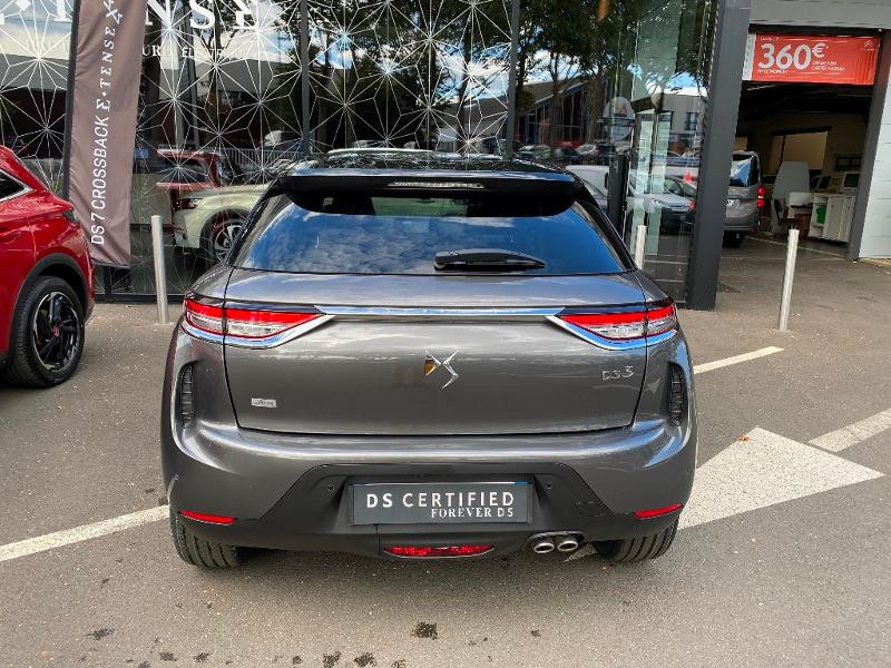 Photo 16 de l'offre de DS DS 3 Crossback PureTech 130ch Grand Chic Automatique 109g à 35990€ chez Citroen Saint-Brieuc Savra