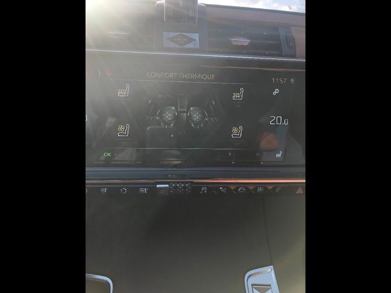 Photo 20 de l'offre de DS DS 7 Crossback PureTech 225ch Grand Chic Automatique 13cv à 53990€ chez Citroen Saint-Brieuc Savra