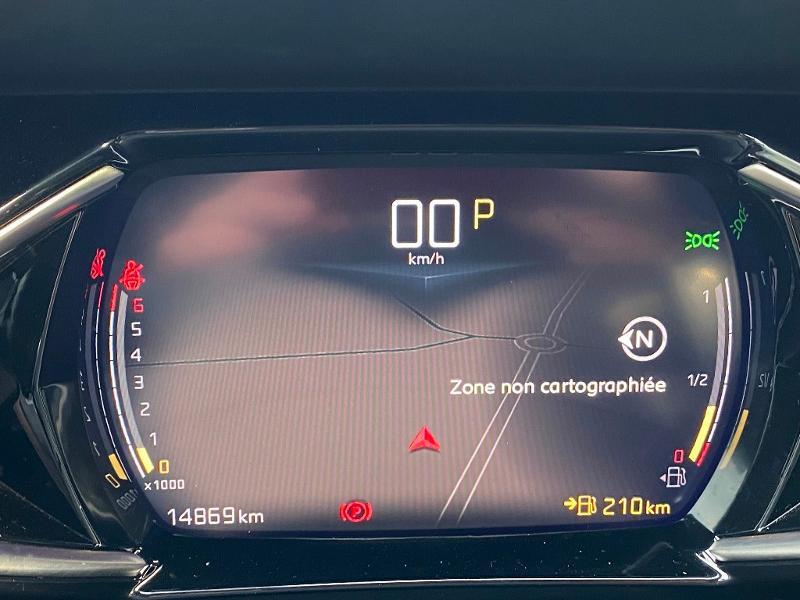 Photo 12 de l'offre de DS DS 3 Crossback PureTech 130ch La Première Automatique à 28990€ chez Citroen Saint-Brieuc Savra