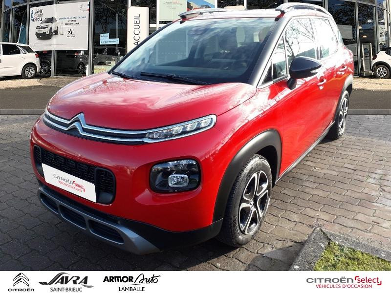 Citroen C3 Aircross BlueHDi 100ch Feel Diesel Rouge Occasion à vendre