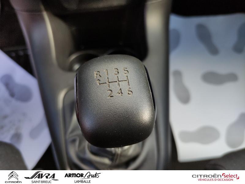 Photo 17 de l'offre de CITROEN C3 BlueHDi 100ch Feel S&S E6.d-TEMP à 11790€ chez Citroën SAVRA