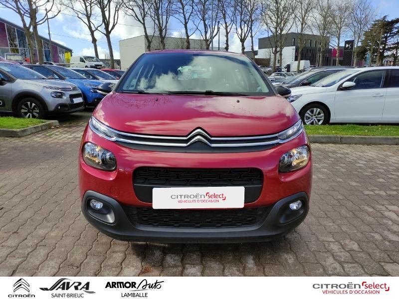 Photo 2 de l'offre de CITROEN C3 BlueHDi 100ch Feel S&S E6.d-TEMP à 11790€ chez Citroën SAVRA